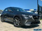 2016 Mazda CX-3 DK Akari Wagon 5dr SKYACTIV-MT 6sp 2.0i (FWD) [Jan] Grey Mica M for Sale